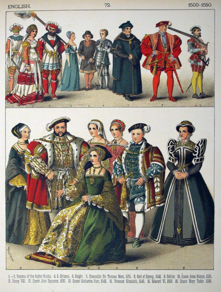 What was the Elizabethan Golden Age?, figure 1