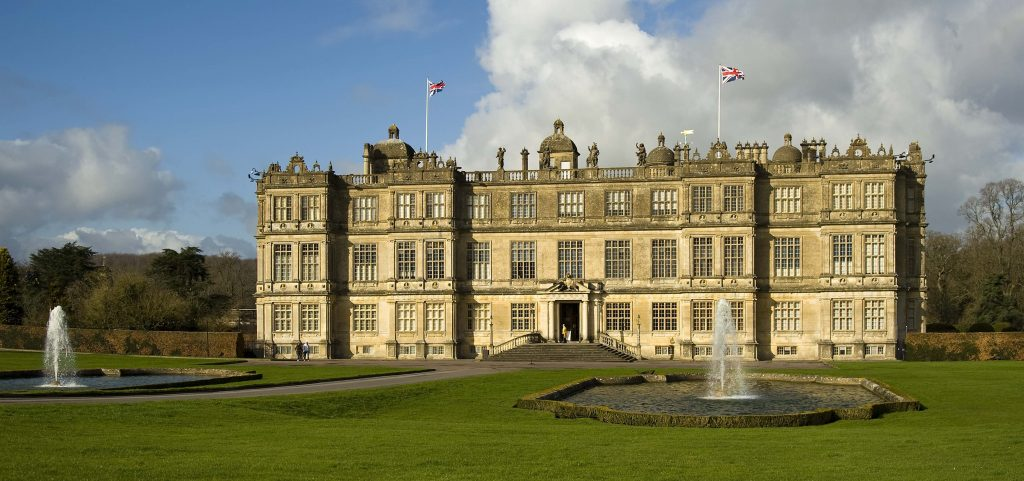What was the Design and Architecture of Hardwick Hall?, figure 1